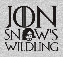 I am Jon Snow's wildling by bakery
