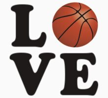 Love Basketball by coolfuntees