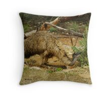 Water Hole 3 Throw Pillow