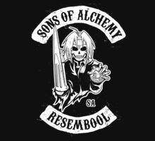 Sons of Alchemy by Adho1982