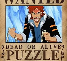 Wanted Puzzle - One Piece by yass-92