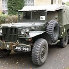Dodge 6x6 Cargo - Personnel Carrier by Edward Denyer