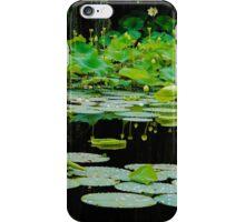 Pond. iPhone Case/Skin