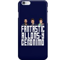 Doctor Who - Catchphrases iPhone Case/Skin