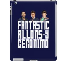Doctor Who - Catchphrases iPad Case/Skin