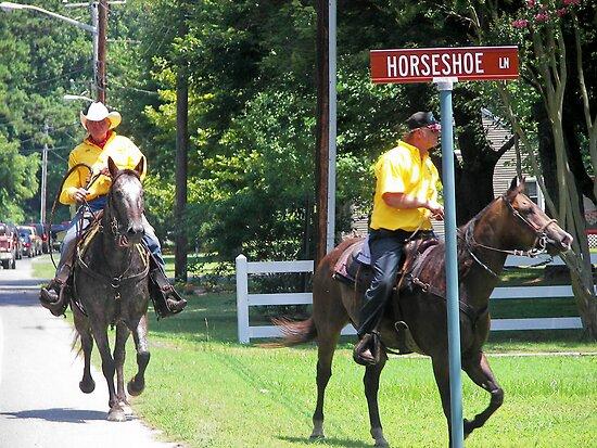 Horseshoe Lane by kimbarose