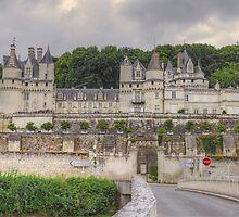 Château d'Ussé (aka The Sleeping Beauty Castle), France #2 by Elaine Teague