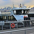 Ferry Boat Enduring Freedom by pmarella