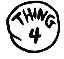 Thing 4 Photographic Print