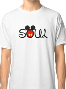 Soul Mate couple Classic T-Shirt