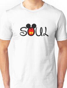 Soul Mate couple Unisex T-Shirt