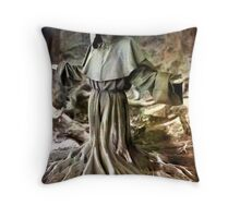 ancient roots Throw Pillow