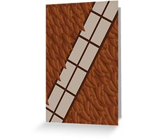 Wookie Win Chewbacca Pillow Greeting Card