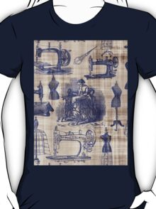 Vintage Sewing Toile T-Shirt