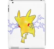 PIKA-THUNDER iPad Case/Skin