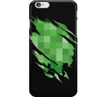 creeper iPhone Case/Skin