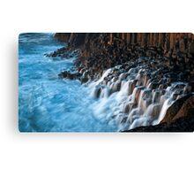 Ocean Falls Canvas Print