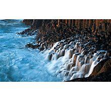 Ocean Falls Photographic Print