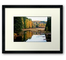 Opeongal Provincial Park Framed Print