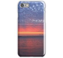 rays on the clouds iPhone Case/Skin