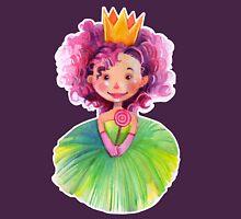 Little Princess Womens Fitted T-Shirt