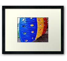 Fun Through A Child's Eyes 6 Framed Print