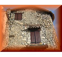 Magnificent old house Photographic Print
