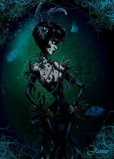 Midnight Miss Lagoon by Tragic