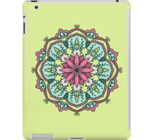 Mandala - Circle Ethnic Ornament iPad Case/Skin