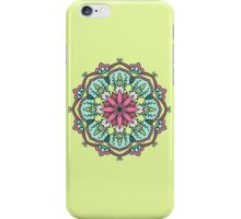 Mandala - Circle Ethnic Ornament iPhone Case/Skin