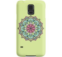Mandala - Circle Ethnic Ornament Samsung Galaxy Case/Skin