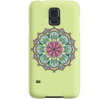Mandala - Circle Ethnic Ornament Samsung Galaxy Case/Skin