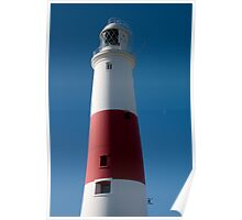 Portland Bill Lighthouse 3 Poster