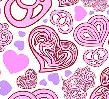 Illustration for romantic design.  by -ashetana-