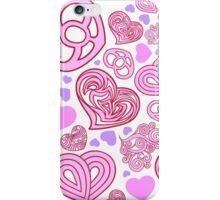 Illustration for romantic design.  iPhone Case/Skin