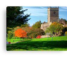 Castle Park, Bristol, ENGLAND Canvas Print
