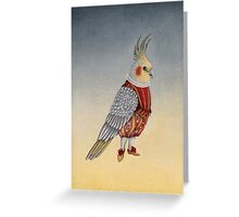 Petit monsieur Maxime Greeting Card