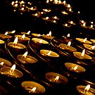 Notre Dame Candles by Stormswept