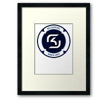Sk Gaming Framed Print