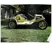 YELLOW FORD PRE 1915 Poster