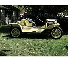 YELLOW FORD PRE 1915 Photographic Print
