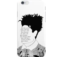 'Poet' iPhone Case/Skin