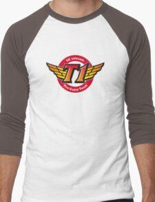 Sk telecom t1 Men's Baseball ¾ T-Shirt