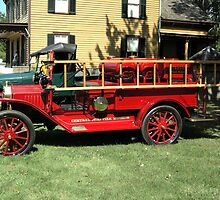 1915 FORD FIRE TRUCK by dmsquare