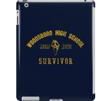 Scream - Survivor iPad Case/Skin