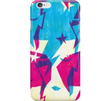 David Bowie as Ziggy Stardust iPhone Case/Skin