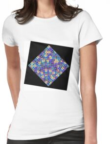 Stir Of Echoes Womens Fitted T-Shirt