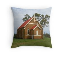 The Uniting Church, Forest Reefs, NSW Throw Pillow