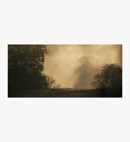 A Sense Of Mystery Photographic Print