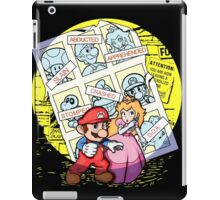 Future Past Mario iPad Case/Skin